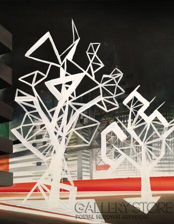 Filip Warzecha-Dynamika-Akryl
