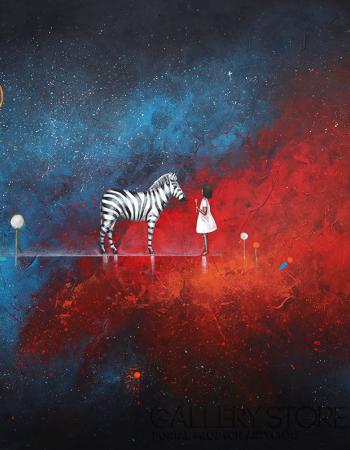 Małgorzata Rukszan-Pogoda w paski - Supernowa-Akryl