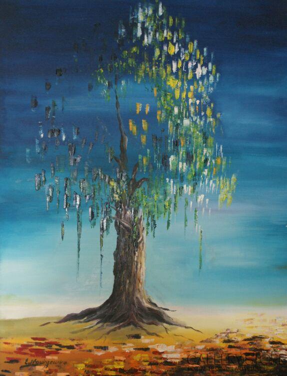 Ewa Nowiszewska-Drzewo-Olej