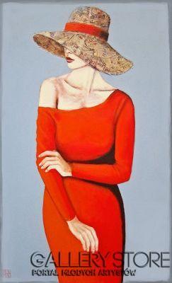 Renata Magda- Anonymous IV-Akryl