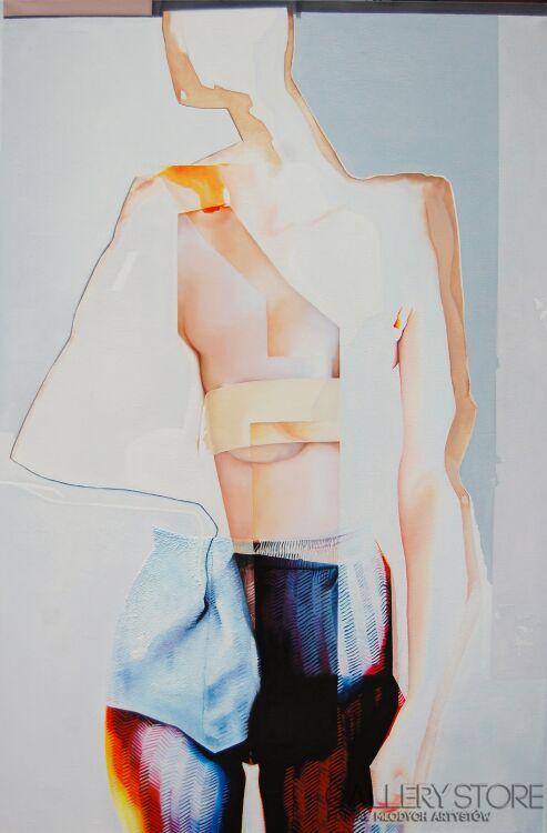 Sylwia Zdzichowska-Konterfekt IV/III-Olej