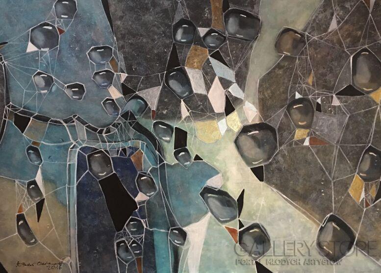 Agata Padol-Kryształy X-Akryl