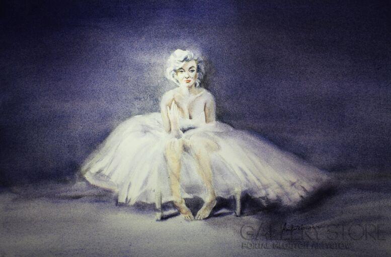 Agnieszka Aszkiełowicz-Samotna M-Akwarela