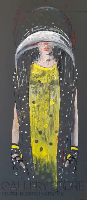 Agnieszka  Banasiak-Kobieta XXI w-Olej