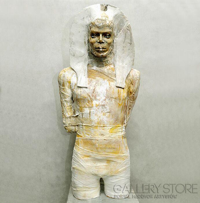 Aleksandra Koper-SPHINKS-Rzeźby