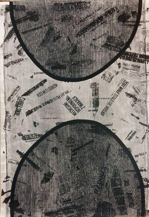 Amadeusz Popek-Medialne jaja II-Grafika