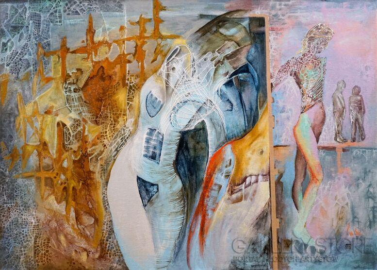 Anna Lupa-Suchy-Intymność za dwa grosze-Olej
