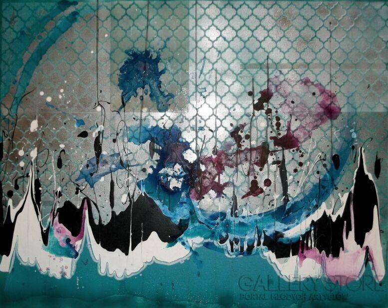 Emilia Gąsienica-Setlak-Project Coincidence-Akryl