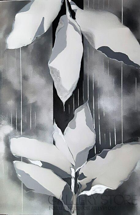 Iza Kostiukow-Załamanie pogody (13)-Akryl