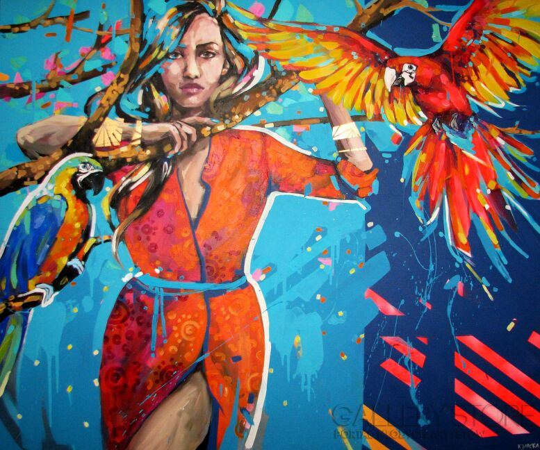 Kamila Jarecka-PLOTKARY 2-Akryl