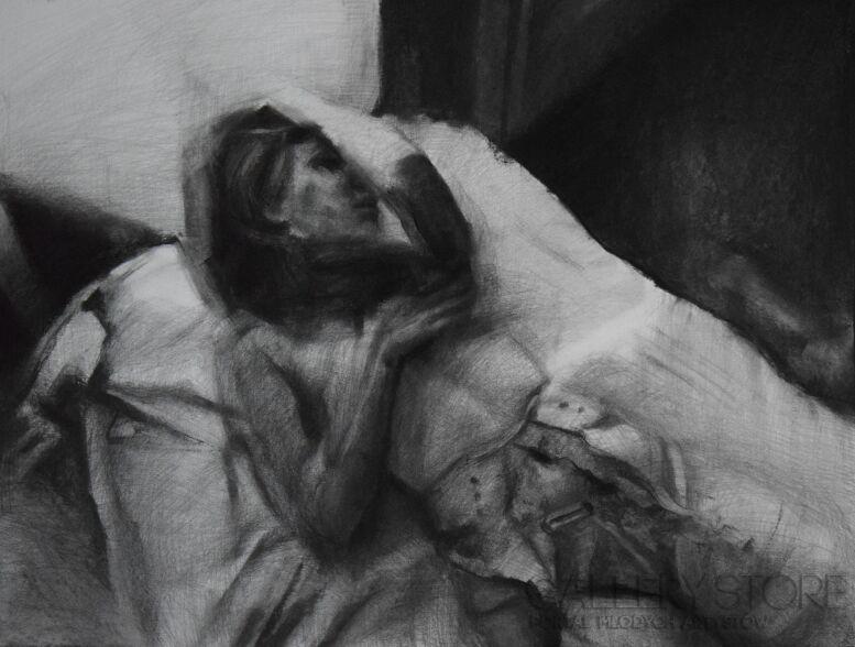 Kamila Ossowska-Nokturno-Rysunek