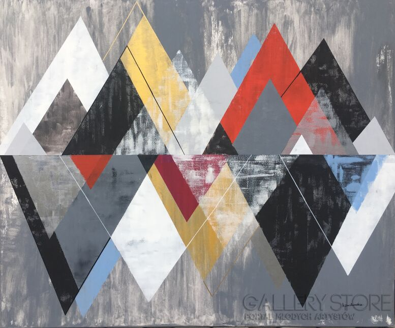 Kasia Puchowska-Triangle 3-Akryl