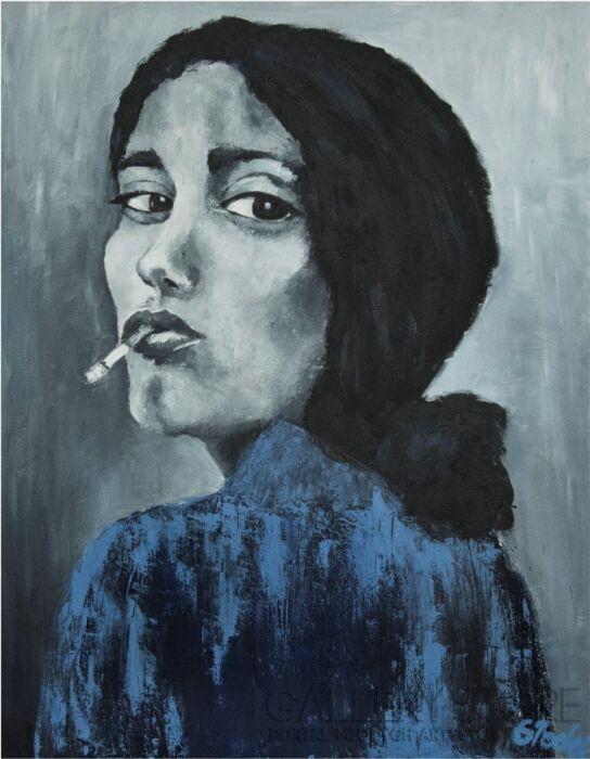 Magdalena Głodek-MOOD -Akryl