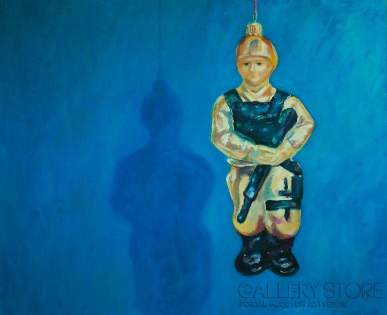 Magdalena  Sarnat-Dwa lata w Afganistanie-Olej