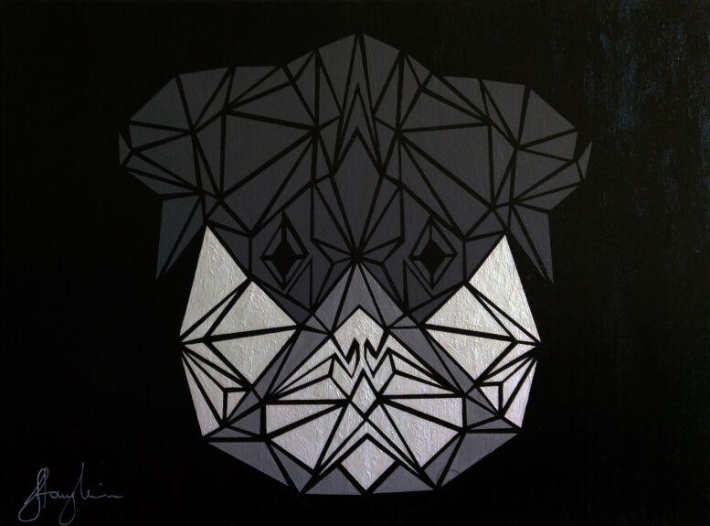 Marcin Stawny-MOPS-Akryl