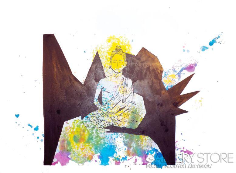 Marysia Wąsik-Budda-Rysunek