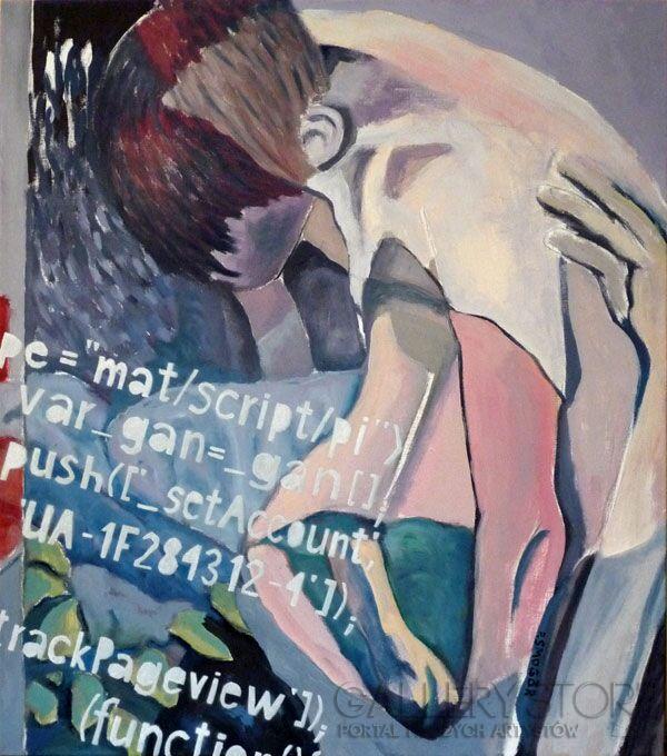 Piotr Smogór-mat-Malarstwo