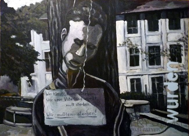 Piotr Smogór-wurden-Malarstwo
