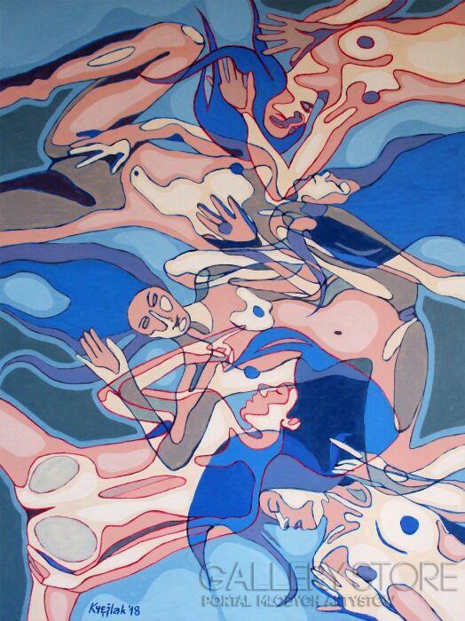 Robert Krężlak-Aqua-Akryl