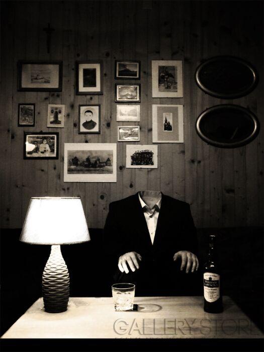talat darvinoğlu-konsumpcja wspomnień (2)-Fotografia