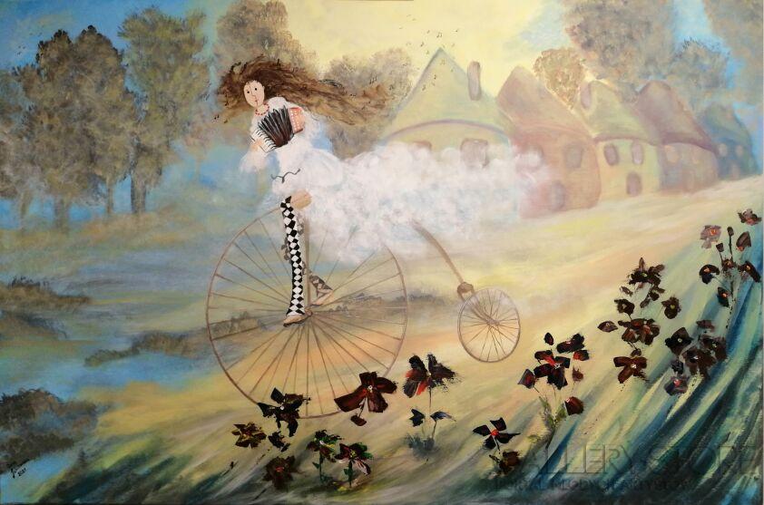 Anna Jakubowska-Hubtusie 3-Akryl