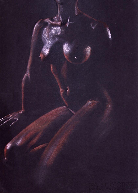 Natalia  Osuch-Zapach kobiety - Sensualność-Giclee